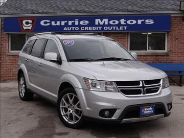 2012 Dodge Journey for sale in Highland, IN