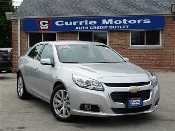 2015 Chevrolet Malibu for sale in Highland, IN