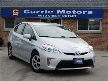 2013 Toyota Prius for sale in Highland, IN