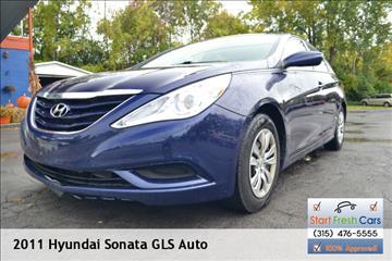 2011 Hyundai Sonata for sale in Syracuse, NY