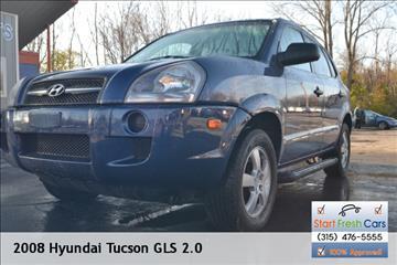 2008 Hyundai Tucson for sale in Syracuse, NY