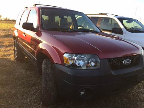 2005 Ford Escape for sale in Victoria, TX