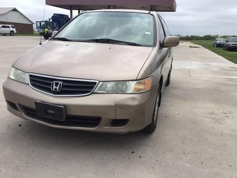 2003 Honda Odyssey for sale in Victoria, TX