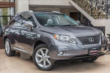 2012 Lexus RX 350 for sale in Westminster, CA