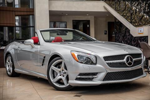 2014 Mercedes-Benz SL-Class for sale in Westminster, CA