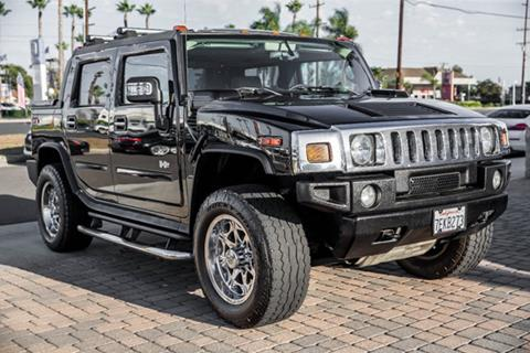 2007 HUMMER H2 SUT for sale in Westminster, CA