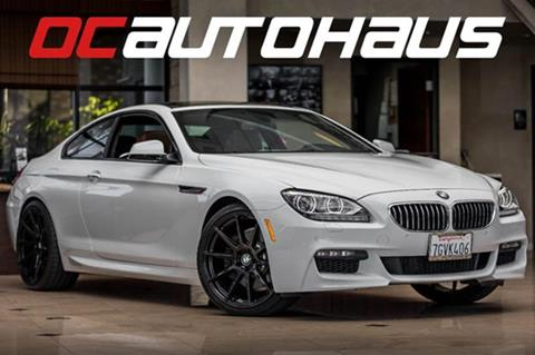2015 BMW 6 Series for sale in Westminster, CA