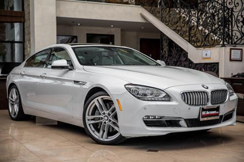 2013 BMW 6 Series for sale in Westminster, CA