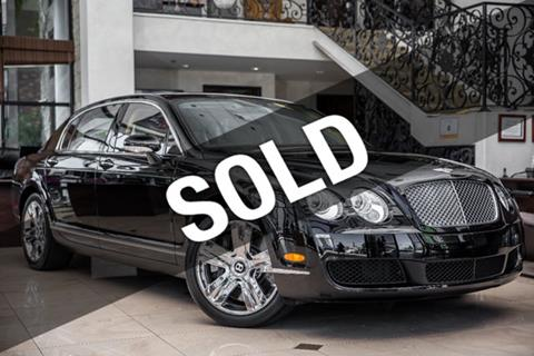 2008 Bentley Continental Flying Spur for sale in Westminster, CA