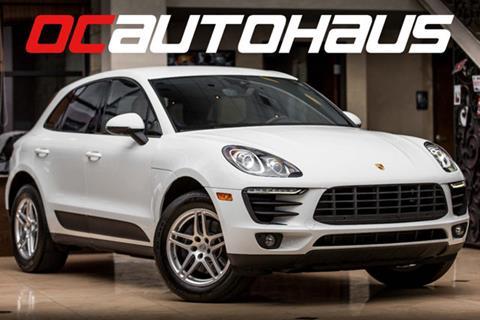 Used Porsche Macan For Sale in California - Carsforsale.com®