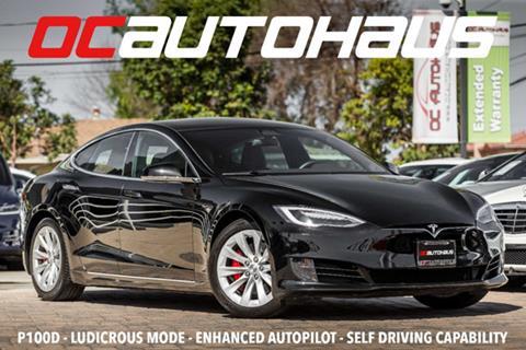 2016 Tesla Model S for sale in Westminster, CA