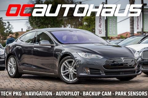 2015 Tesla Model S for sale in Westminster, CA
