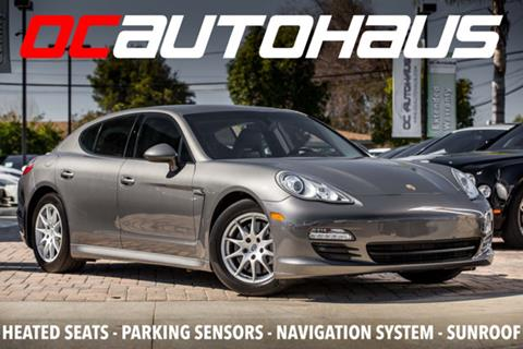 2013 Porsche Panamera For Sale In Westminster Ca