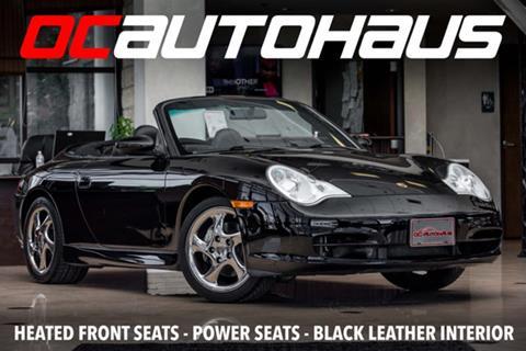 2002 Porsche 911 for sale in Westminster, CA