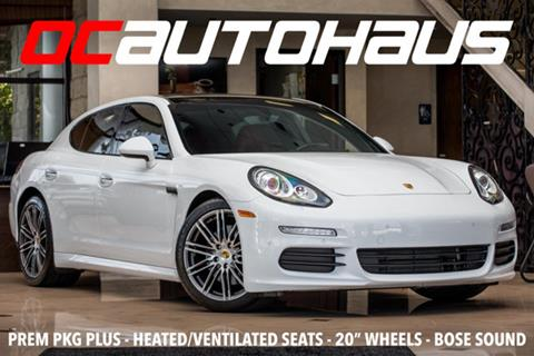 2016 Porsche Panamera for sale in Westminster, CA