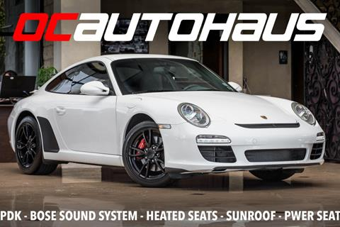 2009 Porsche 911 for sale in Westminster, CA
