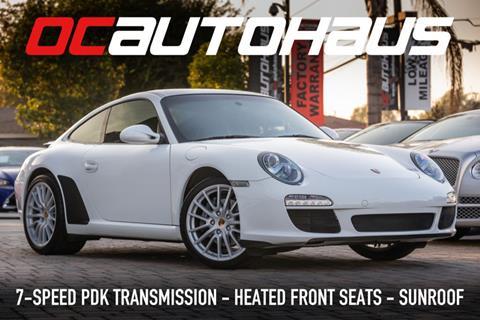 2009 Porsche 911 for sale in Westminster, CA