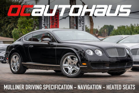 2007 Bentley Continental for sale in Westminster, CA