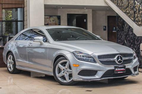 2015 Mercedes-Benz CLS for sale in Westminster, CA