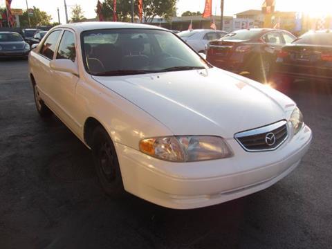 2001 Mazda 626 for sale in Hialeah, FL