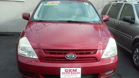 2008 Kia Sedona for sale in Irvington, NJ