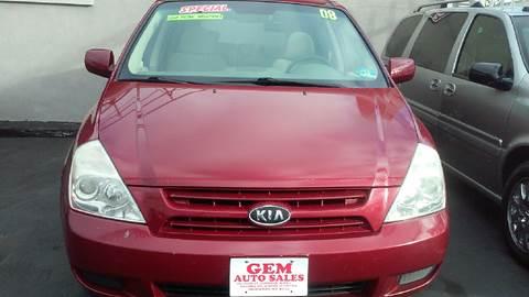 2008 Kia Sedona for sale in Irvington, NJ