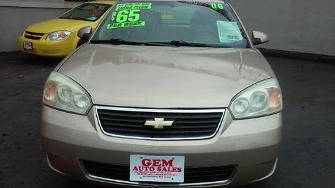 2006 Chevrolet Malibu Maxx for sale in Irvington, NJ
