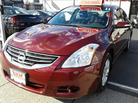 2011 Nissan Altima for sale in Irvington, NJ