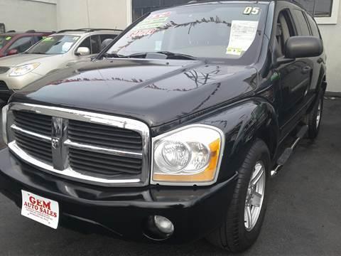 2005 Dodge Durango for sale in Irvington, NJ