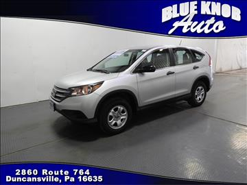 2014 Honda CR-V for sale in Duncansville, PA