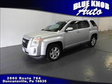 2014 GMC Terrain for sale in Duncansville, PA