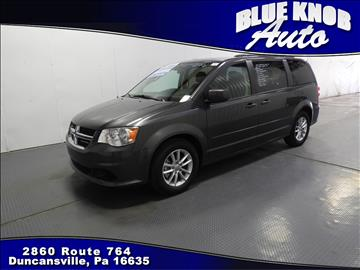 2016 Dodge Grand Caravan for sale in Duncansville, PA