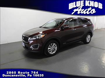 2017 Kia Sorento for sale in Duncansville, PA