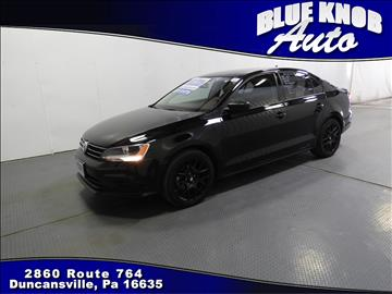 2015 Volkswagen Jetta for sale in Duncansville, PA