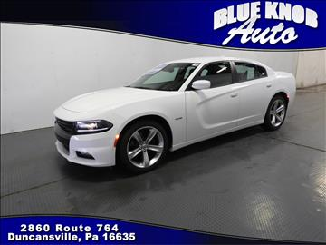 2016 Dodge Charger for sale in Duncansville, PA