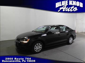2014 Volkswagen Jetta for sale in Duncansville, PA