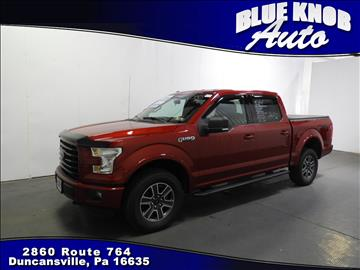 2015 Ford F-150 for sale in Duncansville, PA