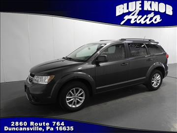 2017 Dodge Journey for sale in Duncansville, PA