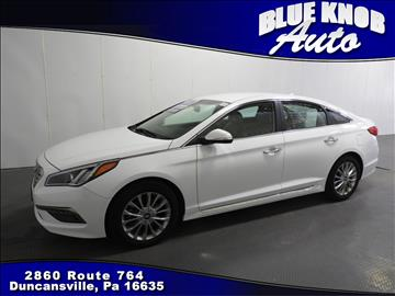 2015 Hyundai Sonata for sale in Duncansville, PA