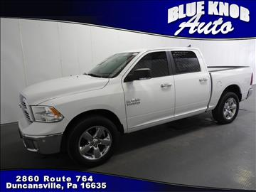 2015 RAM Ram Pickup 1500 for sale in Duncansville, PA
