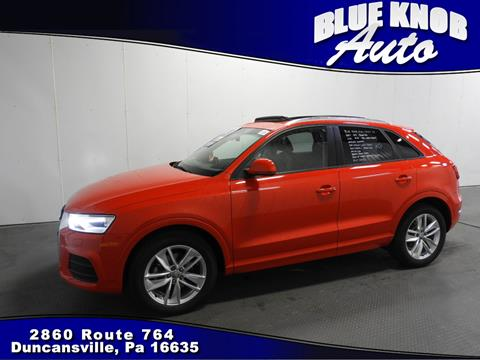 2017 Audi Q3 for sale in Duncansville, PA