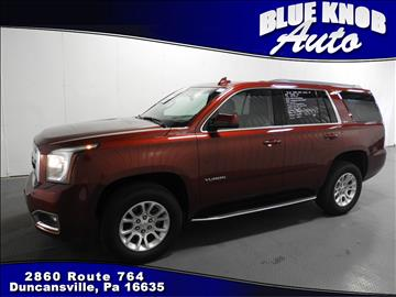 2017 GMC Yukon for sale in Duncansville, PA