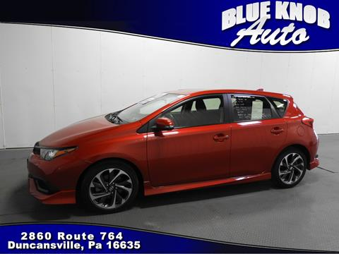 2016 Scion iM for sale in Duncansville, PA