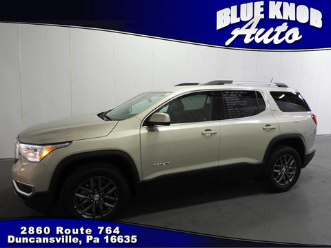 2017 GMC Acadia for sale in Duncansville, PA