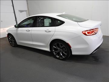 2015 Chrysler 200 for sale in Duncansville, PA