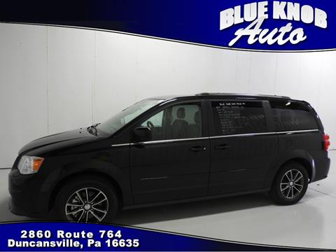 2017 Dodge Grand Caravan for sale in Duncansville, PA