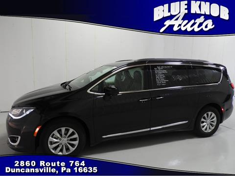 2017 Chrysler Pacifica for sale in Duncansville, PA