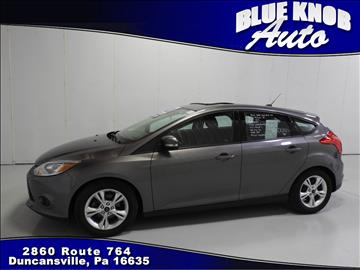 2014 Ford Focus for sale in Duncansville, PA