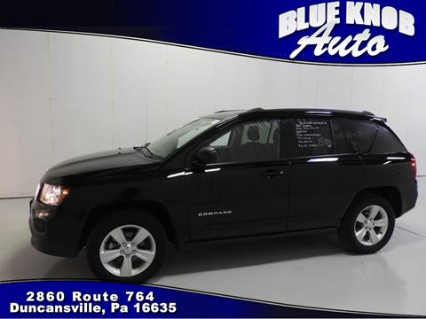 2017 Jeep Compass for sale in Duncansville, PA
