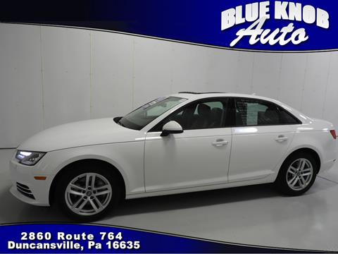 2017 Audi A4 for sale in Duncansville, PA
